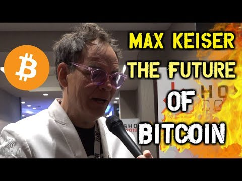 Max Keiser On The FUTURE Of Bitcoin & The FALL Of The Banking System