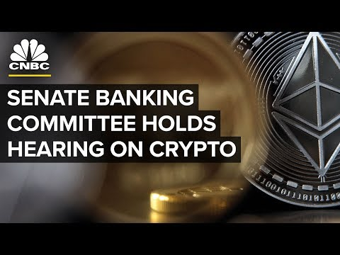 Senate Banking Committee Holds Hearing on Crypto – Oct. 11, 2018