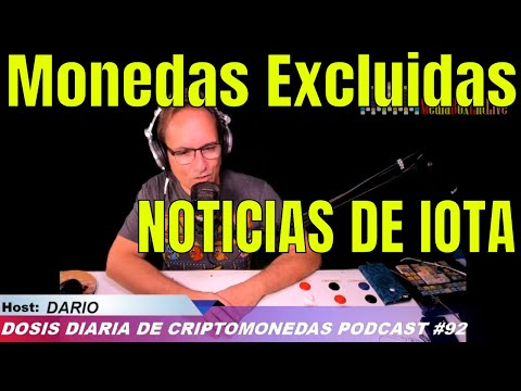 Noticia de IOTA!