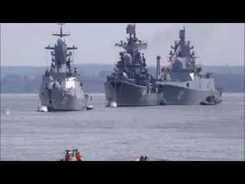 PANGLIMA TNI SIAGAKAN 4 Kapal dgn Senjata Lengkap di Perbatasan.. Wah Ada Apa Tuh??