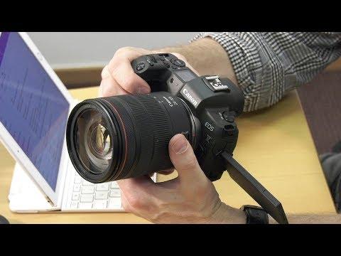 Tehnika TV – Canon EOS R