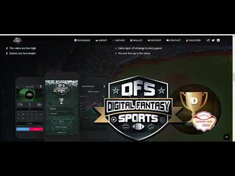 DFS (Digitalfantasysports) Coin Very Important Update With Full Details