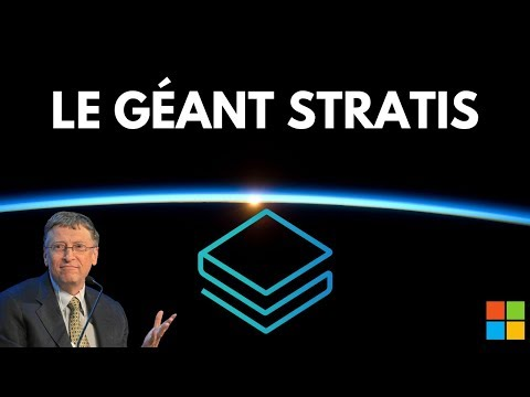LE POTENTIEL DE STRATIS!!!