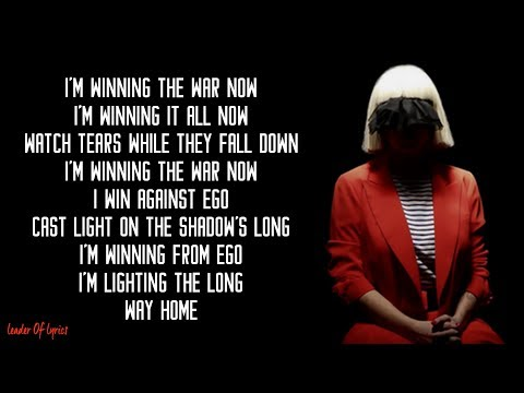 Sia – I'M STILL HERE (Lyrics)