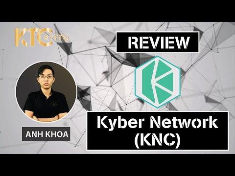 Phân Tích Tổng Quan Dự Án Kyber Network | Anh Khoa KTC