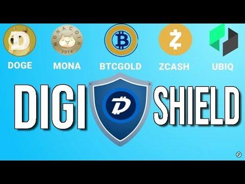 DigiByte Forks – DigiShield
