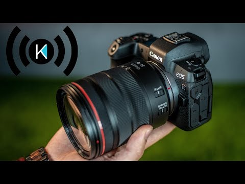 CANON EOS R INITIAL THOUGHTS! LIVE (Cameras and Coffee Ep. 12)