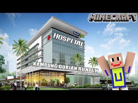 Upiiiin Senang! Ada Rumah Sakit Baru Di Kampung Durian Runtuh