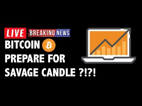 Prepare for Savage Candle in Bitcoin (BTC)?!- Crypto Market Technical Analysis & Cryptocurrency News