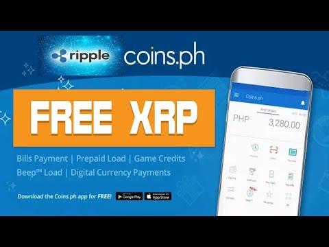 Coins Ph – Kumita ng XRP for Free