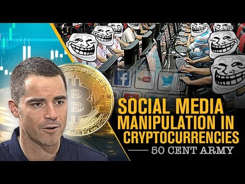 How Does Social Media Manipulation Affect Cryptocurrencies? (50 Cent Party) – Roger Ver Explains