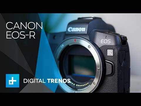 Canon takes a bold step into a mirrorless future with the EOS-R – Hands On Review