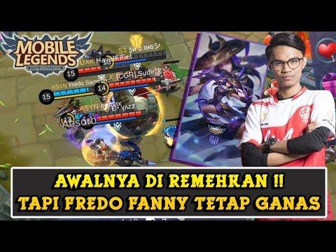 Awalnya Fanny Fredo Di Bully !! Tapi Fanny Fredo Gak Ada Obat Boskur !! | Mobile Legends