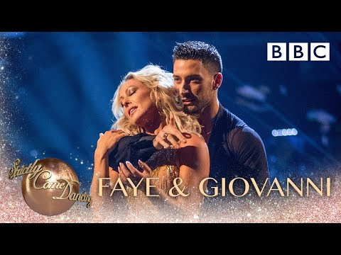 Faye Tozer and Giovanni Pernice Rumba to 'Chandelier' by Sia – BBC Strictly 2018