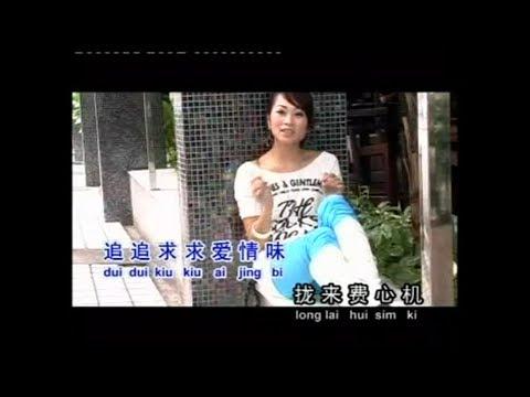 Duo Sia Li Eh Jing Duo Sia Li Eh Ai – 多谢你的情多谢你的爱 ☆ [ Sen Jia Jia – 沈佳佳 ] ☆ Hokkien Love Song