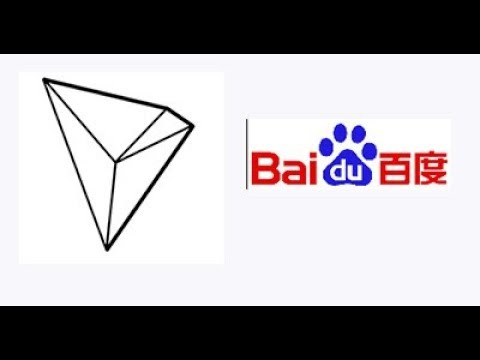 TRON(TRX) to partner with Baidu and what this means for future price and growth