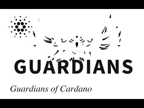 A YouTube message from the Guardians of Cardano
