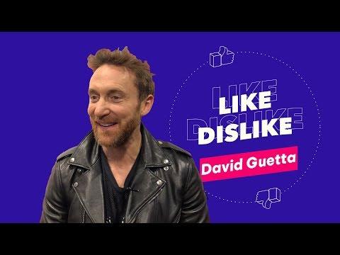David Guetta – Like & Dislike avec Daft Punk, Sia & Téléphone dans la Cave