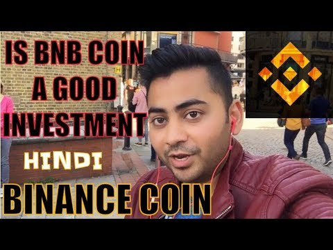BINANCE COIN PRICE PREDICTION / IS BNB COIN A GOOD CRYPTO INVESTMENT HINDI