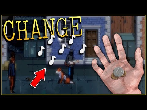 HOMELESS SURVIVAL – DOGE n' GUITAR FOUND! – Change: A Homeless Survival EP 6