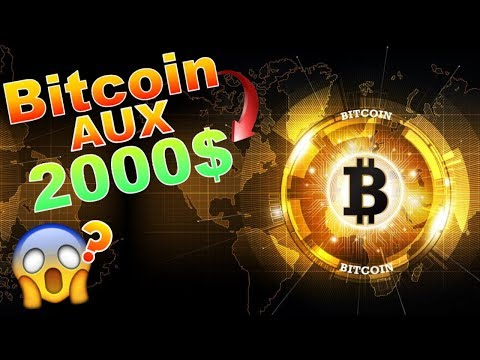 BITCOIN 2000$ POSSIBLE !!!??? BTC analyse technique crypto monnaie
