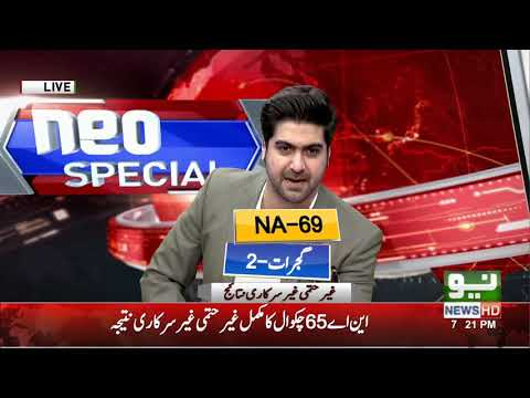 """Neo Special Transmission on """"By-Elections""""   Part-07   14 October 2018   Neo News"""