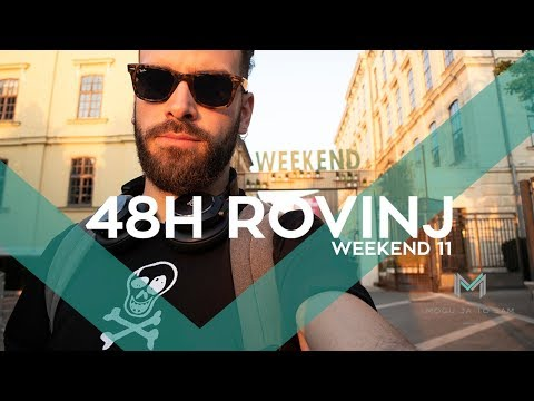 48h ROVINJ – CANON EOS M50 review / Weekend 11