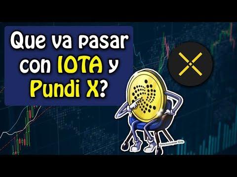 que va pasar con IOTA y Pundi X?, actualización coinex y mas criptomonedas