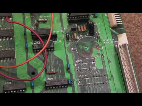 SNK Neo Geo MVS (Arcade PCB) 6 Slot Repair (MV6) – Part 1