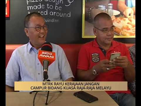 AWANI – Kelantan: Ada pihak cuba timbulkan suasana politik tidak sihat