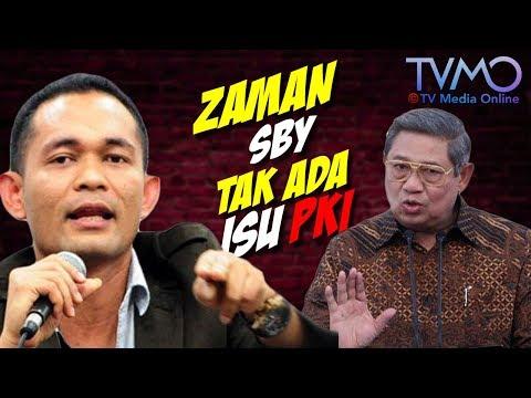 Sangat ANEH! 10 Tahun SBY Berkuasa TAK ADA Isu PKI, Kenapa Saat Jokowi KENCANG?