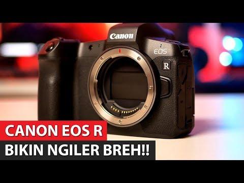 Kamera Mirrorless Ter Gokil | Review Canon EOS R Indonesia