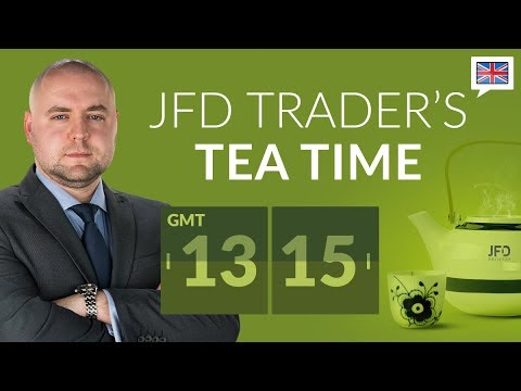 JFD Trader's Tea Time – 15/10/2018 – FTSE 100, Gold, Bitcoin, GBPUSD, NZDJPY