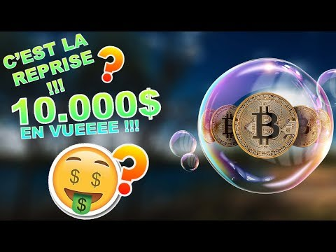 BITCOIN PUMP C'EST LA REPRISE !!!??? BTC analyse technique crypto monnaie