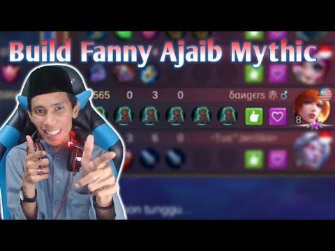 Pertama Kalinya Menemukan Fanny Build Legendaris Yang Pernah Ada Game Play Mobile Legends Indonesia