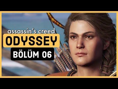 KORSANLAR, KAYIP ADA ve MARANGOZ – Kassandra Hatun Destanı – Bölüm 06 – Assassin's Creed Odyssey