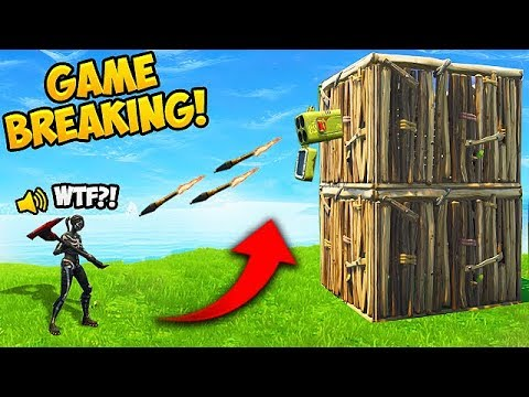 *NEW* GAME BREAKING EXPLOIT! – Fortnite Funny Fails and WTF Moments! #353