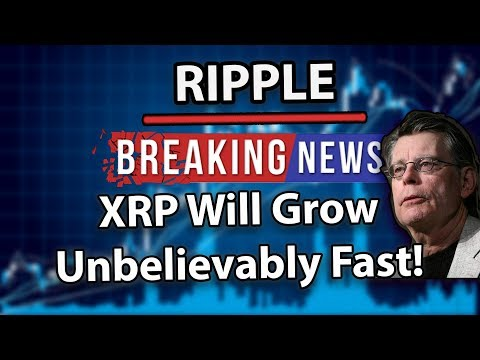 Ripple (XRP) Will Grow Unbelievably Fast, Mainstream Adoption On The Way?!