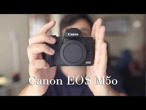 CANON EOS M50 – O MELHOR LANÇAMENTO DE 2018?