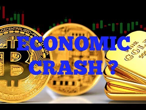 BITCOIN & CRYPTOS ~ ECONOMIC GLOBAL CRASH COMING?