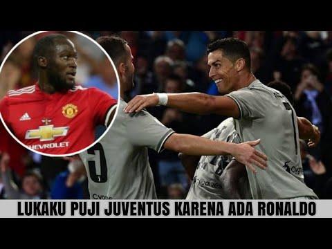 Ada Ronaldo, Lukaku langsung sebut Juventus jadi yang terbaik di Eropa