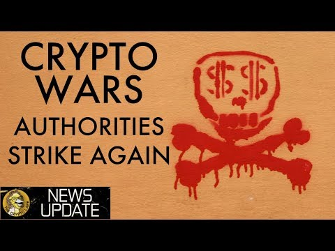 Crypto Wars – IMF & Zambia V Crypto, Bitcoin Mining for God, Facebook, Cardano Foundation Info News