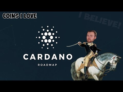Why I love Cardano ADA – I Believe in Charles Hoskinsen's Vision – Open Letter  Chairman Parsons 💪