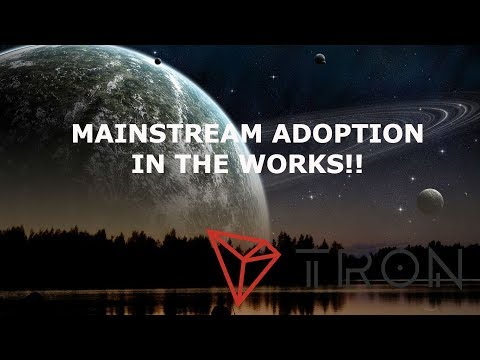 TRON TRX WHEELS KEEP TURNING!!! MAINSTREAM COMING SOONER THAN U THINK!!