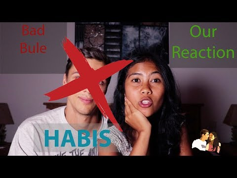 Couple reacts | Permisi mau tanya, masih ada PACAR BULE? | I want a foreign boyfriend!