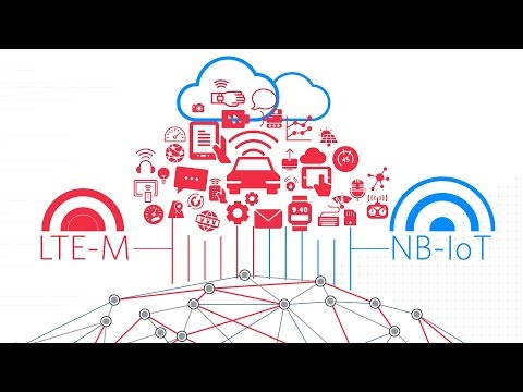 What is the difference between Cat-M1 and NB-IoT?