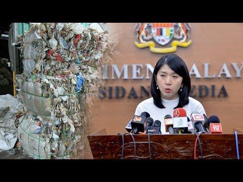 Yeoh Bee Yin: M'sia won't be plastic dumping ground