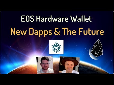 EOS Hardware Wallet Revealed – Plus The Future Of EOS