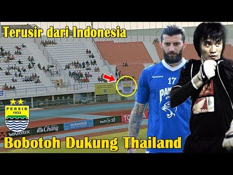 Terusir dari Stadion Indonesia, Bobotoh justru Dukung Timnas Thailand! Ada apa?