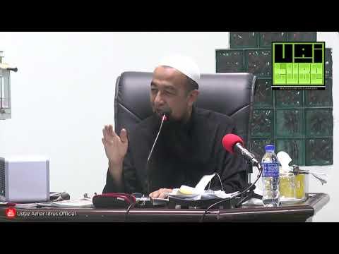 Sayap Lalat Bahagian Mana Ada Penawar?  – Ustaz Azhar Idrus Official